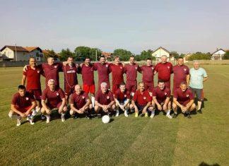 VETERANI: FK DRINA HE - FK SRPSKO SARAJEVO