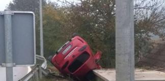 Screenshot 2019 10 16 Prevrnuo Se Automobil Kod Goražda, Vozač Bio Pijan