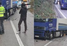 Screenshot 2019 10 30 Kiša Stvara Probleme Sudar Tri Vozila Na Cesti Rogatica Ustiprača, Obustavljen Saobraćaj