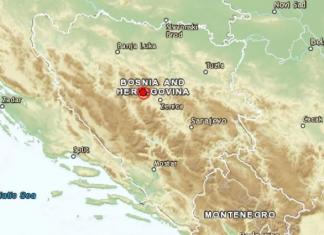 Screenshot 2019 11 02 Jak Zemljotres Pogodio Centralno Područje Bih, Treslo Se U Svim Krajevima Države(1)