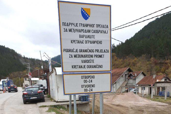 Granica Prelaz Vardiste Rekonstrukcija1 Foto Uio Ras Srbija
