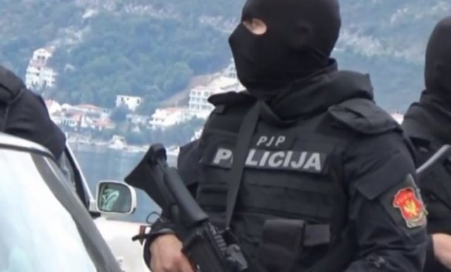 Policija Crna Gora