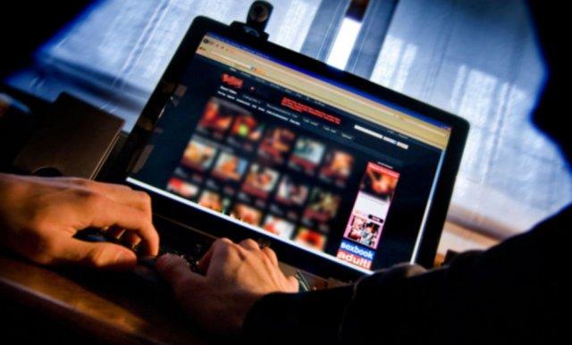Pornografija Web Ilustracija Pixabay