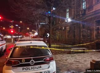 Screenshot 2020 02 15 Žena Nožem Napala Policajca Ispred Stanice U Centru Sarajeva