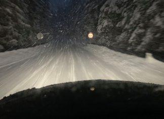 Snijeg Na Putu Kladanj