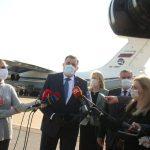 Milorad Dodik Rusi Pomoc Korona