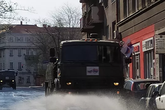 Screenshot 2020 04 05 Ruski Vojni Stručnjaci Krenuli U Borbu Protiv Korona Virusa U Srbiji Foto, Video