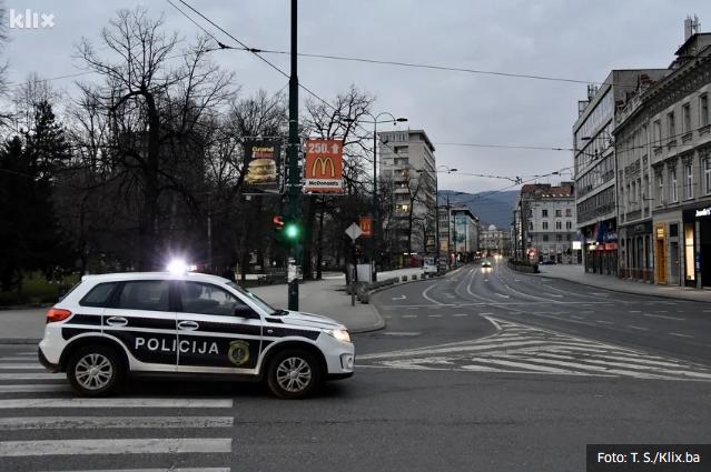 Screenshot 2020 04 24 U Federaciji Bih Ukinut I Policijski Sat, Naredba Stupa Na Snagu Već Od Danas