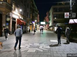 Screenshot 2020 04 24 Ulice Sarajeva živnule Građani Iskoristili Ukidanje Policijskog Sata Za šetnju
