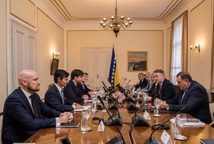 Res 1588164106 Evo Na Sta Se Obavezalo Predsjednistvo Bih Na Sastanku Sa Ambasadorima Kvinte
