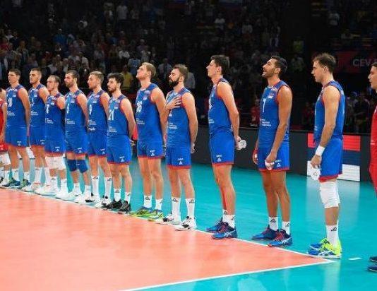 Srbija Odbojka