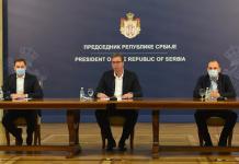 Screenshot 2020 07 07 Vučić Zabrana Svih Javnih Okupljanja Od Sutra, Od Petka Policijski čas Do Ponedeljka Video