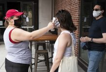 Washington, Dc, Begins Lifting Some Coronavirus Restrictions By Allowing Outdoor Dining And Some Businesses To Reopen