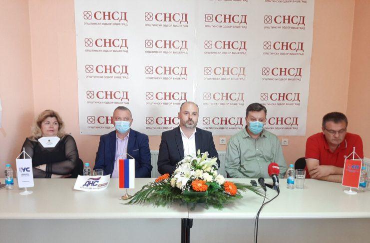 Вишеград Петровић, Тасић, Шеврт, Д