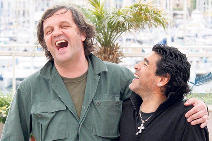 624789 Emir Kusturica Dijego Maradona Ls