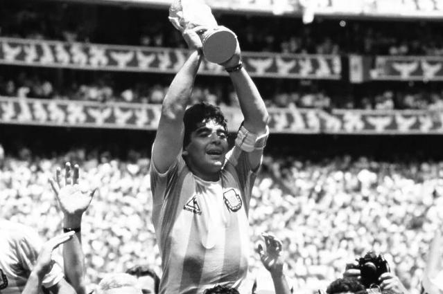 Screenshot 2020 11 25 Preminuo Legendarni Diego Maradona