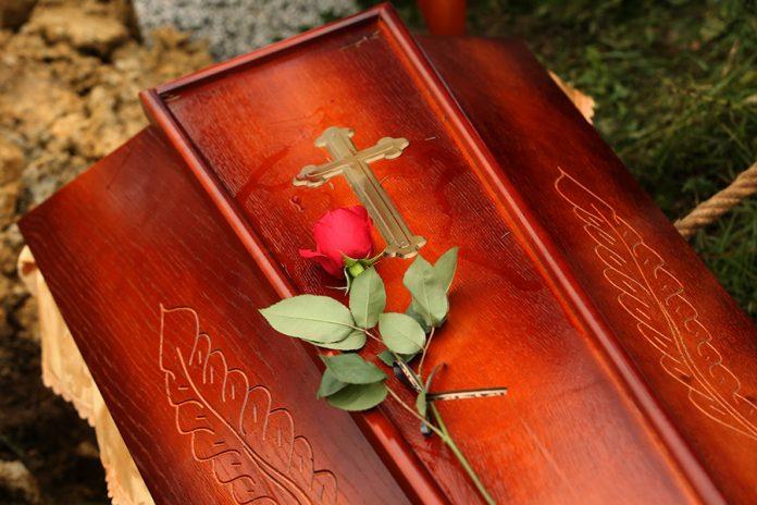 Groblje Sahrana Sanduk Pogreb