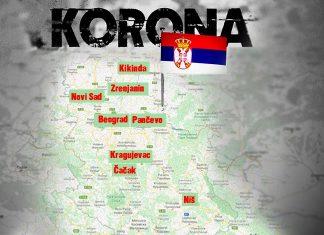 Korona Virus Srbija 830x0