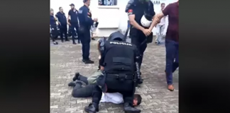 Screenshot 2020 06 18 Drama U Budvi, Kotoru I Pljevljima, Policija Prekoračila Ovlašćenja Video