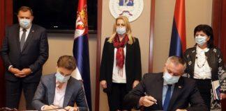 Sporazum Brnabic Viskovic