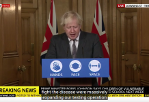 Screenshot 2020 12 30 Watch Live Boris Johnson Holds News Briefing As More Areas Face Tier 4